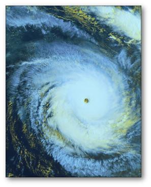 Temp tes cyclones tornades et orages temp tes en france m tropolitaine - Les 5 cyclones ...